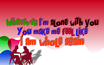 Lovesong - Adele Song Lyric Quote in Text Image