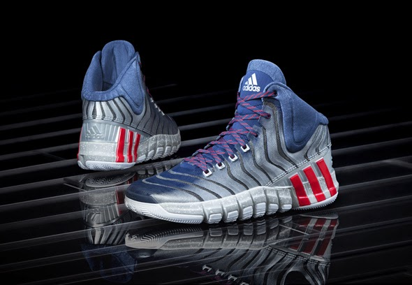 adidas Crazyquick 2: Be quick and explosive!