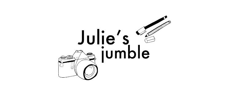 Julie's jumble