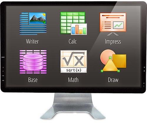 LibreOffice برنامج اوفيس مجاني و متكامل 2014