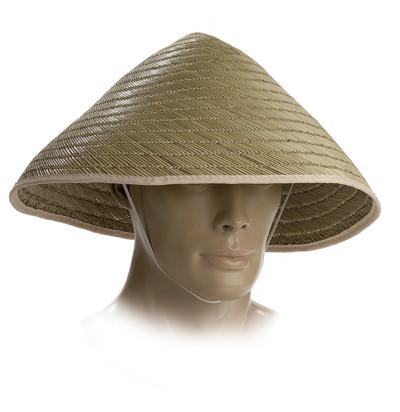 Disfraces La Rosita  Gorro vietnamita paja 4f690a3e85c
