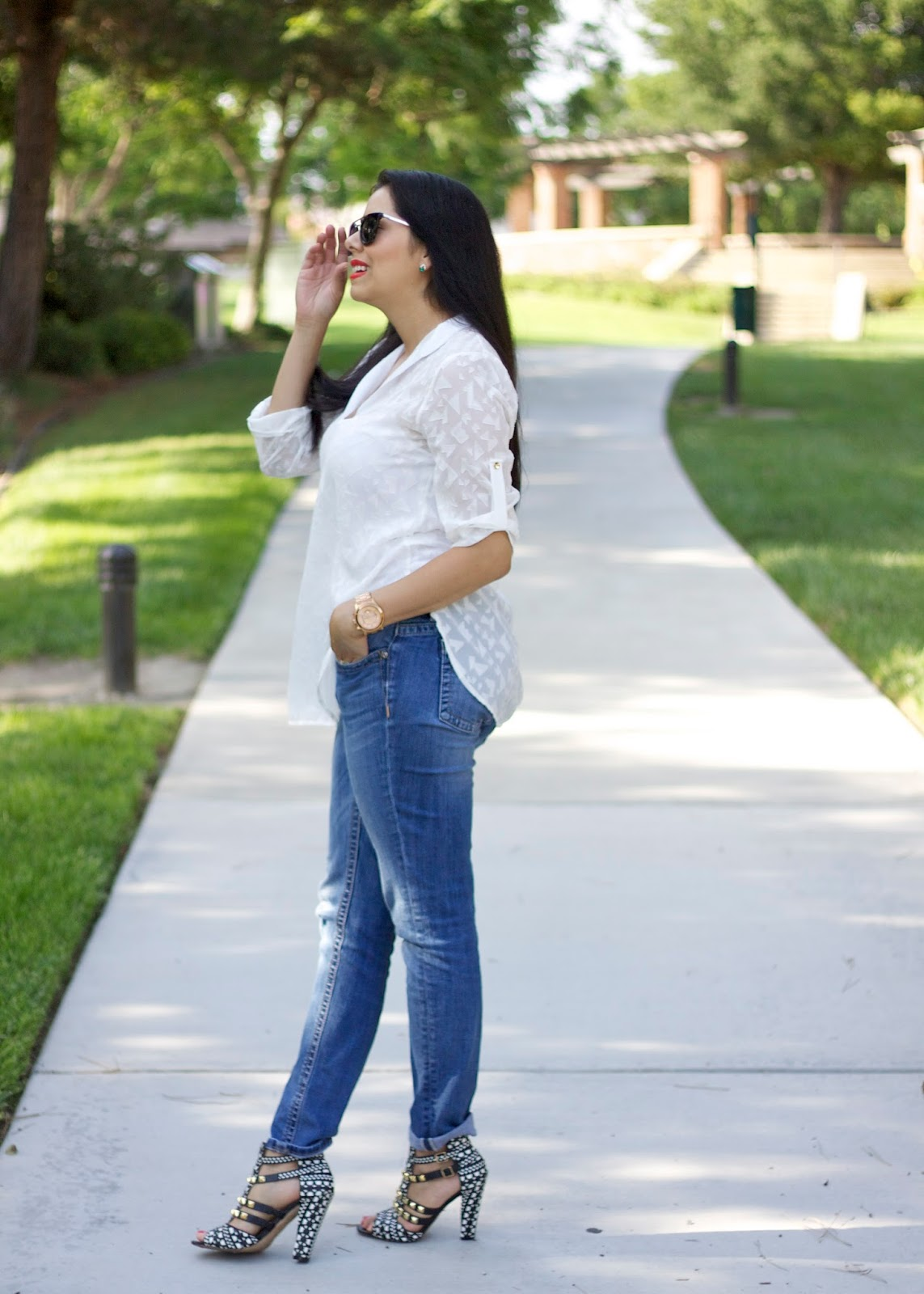 miss me jeans, good jeans for curvy women, so cal style, mexican american blogger