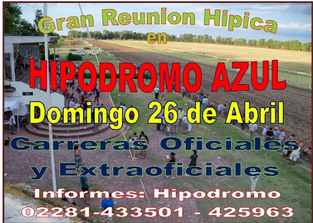Hipodromo Azul 26-4