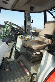 Tractoare Massey Ferguson 6170 second hand ieftine de vanzare 110Cp An 1998 16.000 Euro