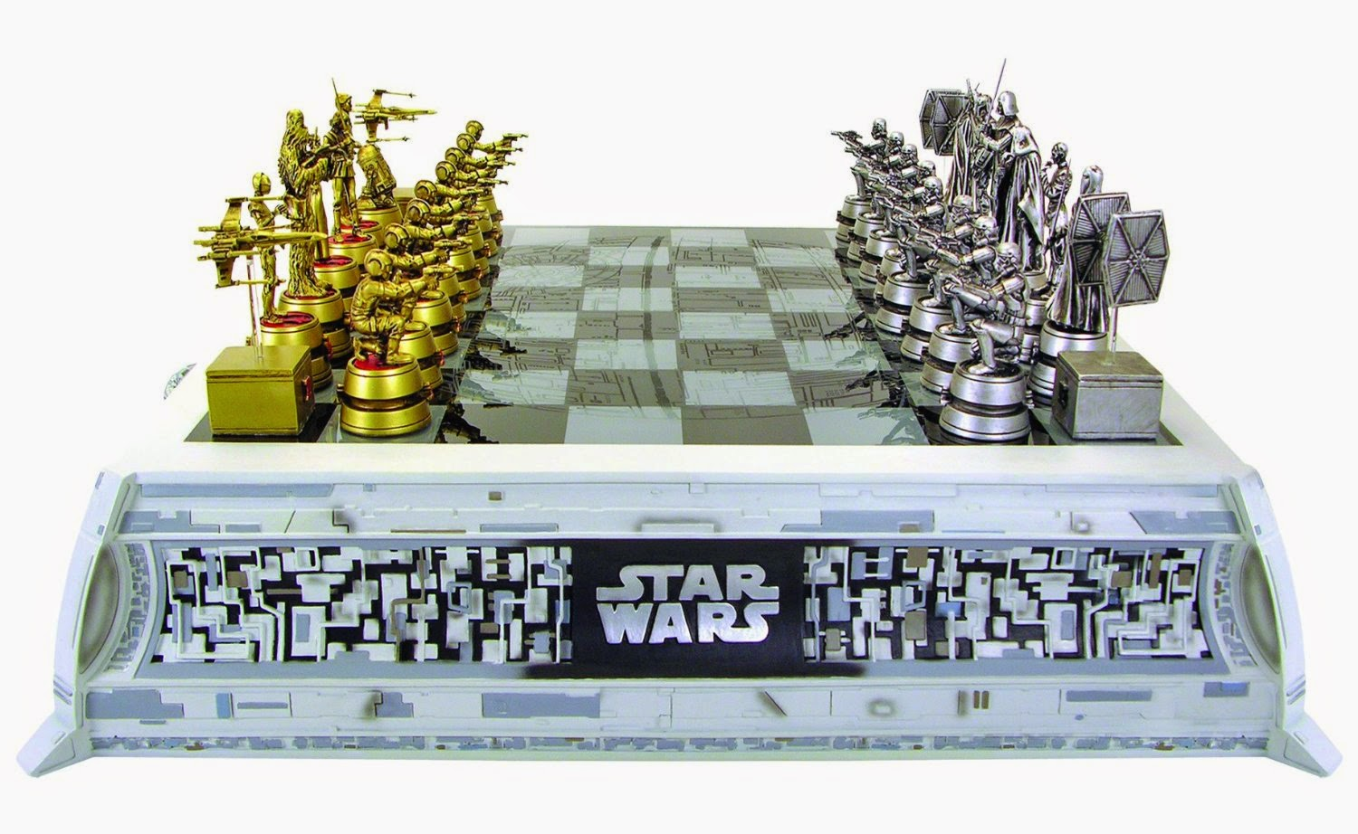 throw money at screen star wars chess set