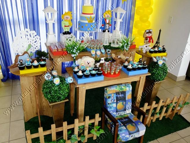 decoracao festa pequeno principe:Decoração de festas, lembrancinhas personalizadas, bolos