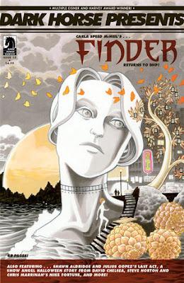 review, comics, Dark Horse Presents #15