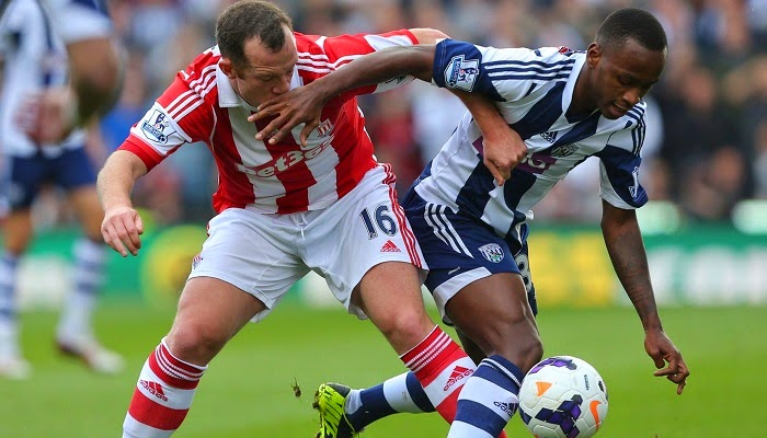 West Bromwich vs Stoke City en vivo