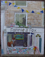 Our Fannie and Fox gallery has moved to up the road to..