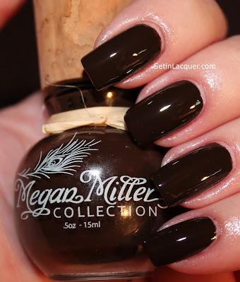 Megan Miller Ganache nail polish