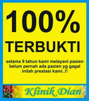 100% TERBUKTI