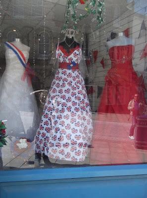 Union Jack Bride