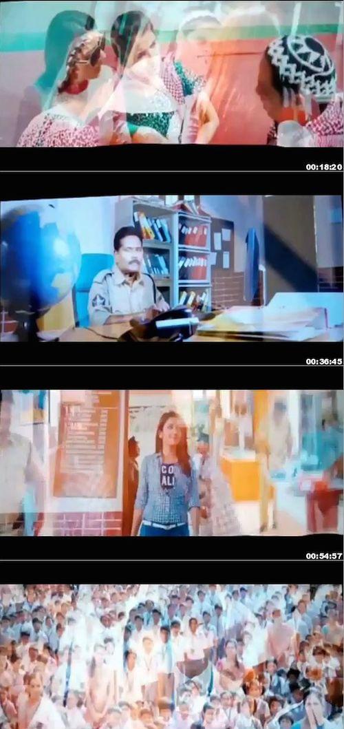 Dhee Ante Dhee (2015) Telugu DVDScr