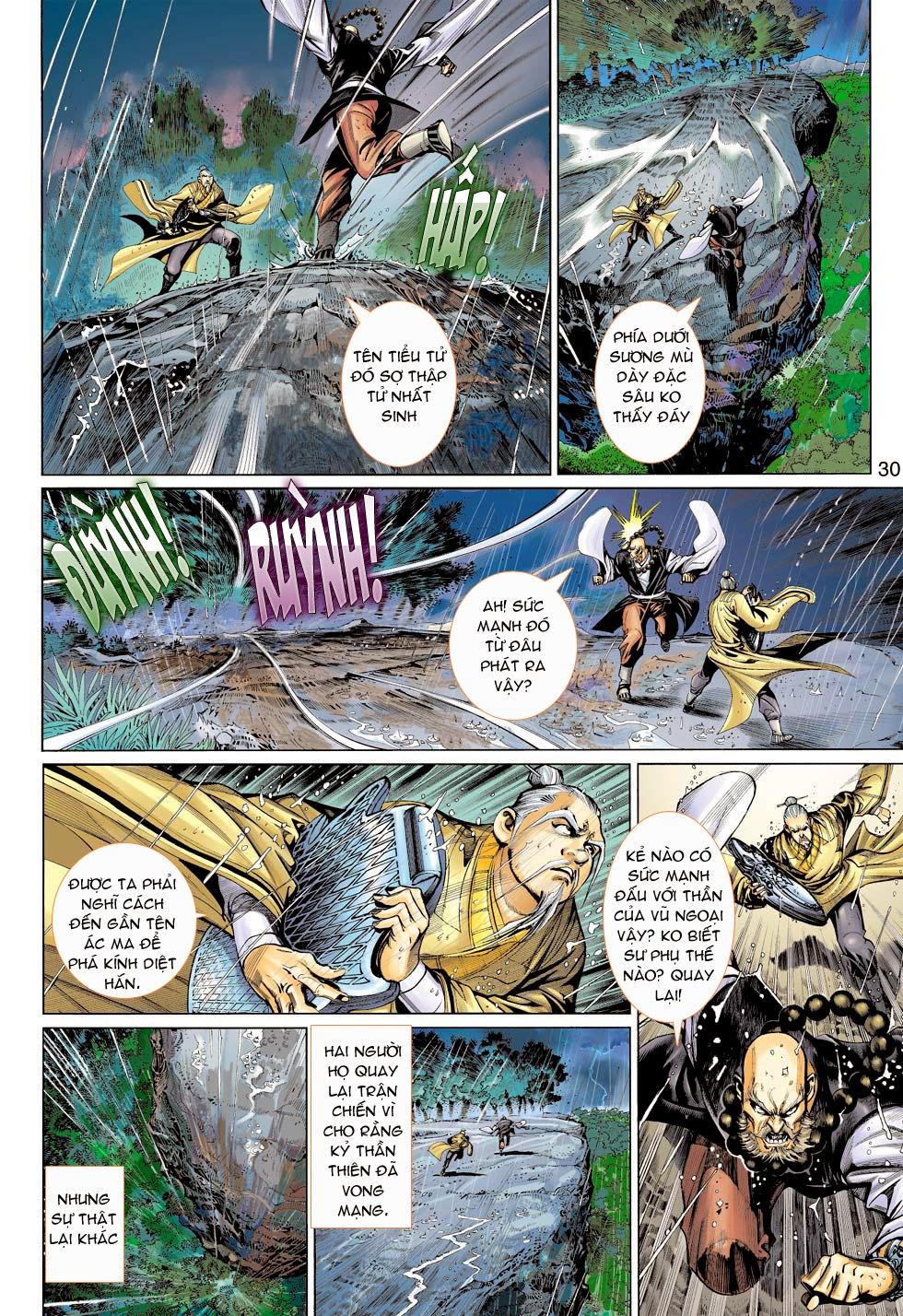 Thần Binh 4 chap 26 - Trang 31