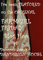 Featured On  Farmgirl Friday