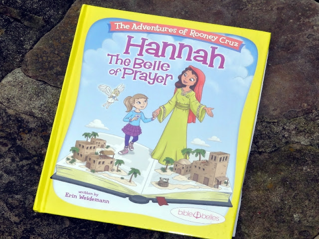 Hannah The Belle of prayer book #review