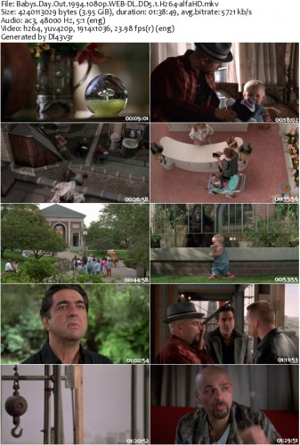 Babys Day Out (1994) 1080p WEB-DL DD5.1 H264-alfaHD