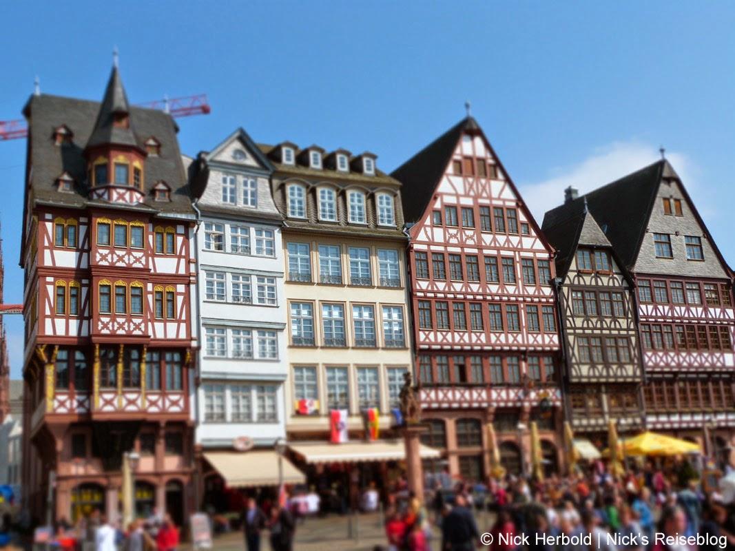 Sehenswürdigkeiten Frankfurt am Main Samstagsberg, historische Gebäude