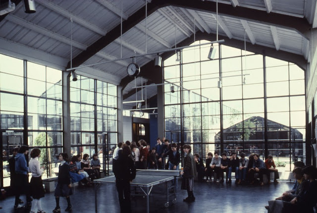 Birr Community School, completed 1978, part of Infra-Éireann