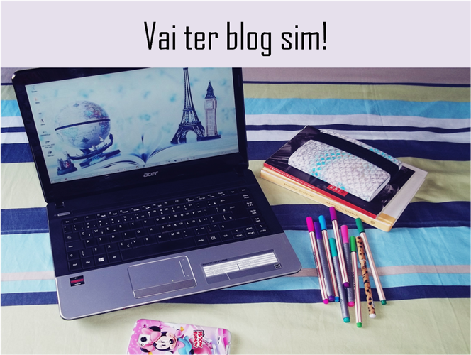Dizendo sim, à blogosfera!