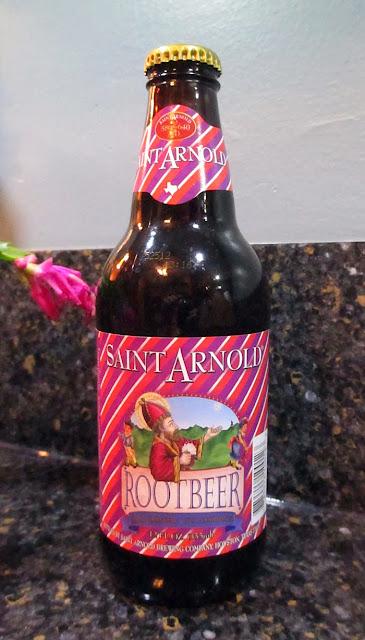 Saint Arnold Root Beer