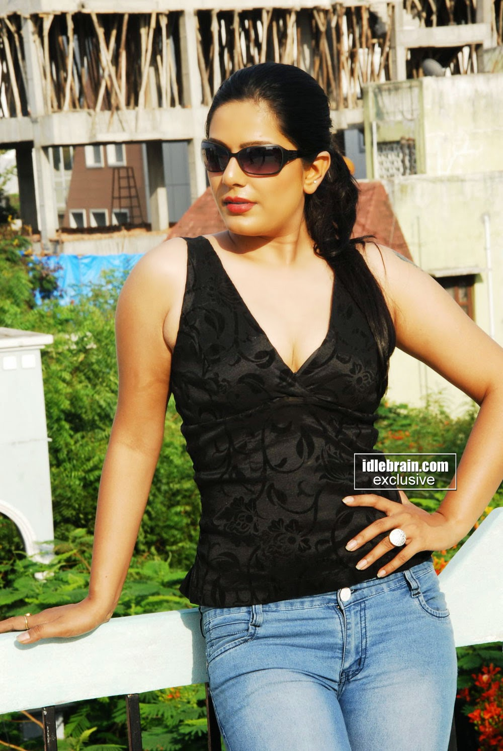 Hot Actress Reva Latest