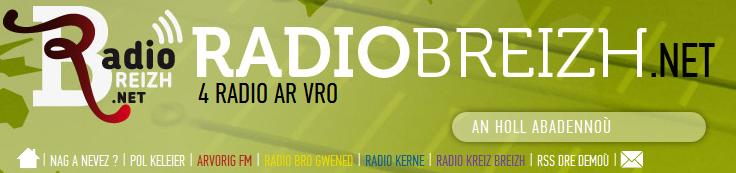 Portalh de las ràdios bretonas