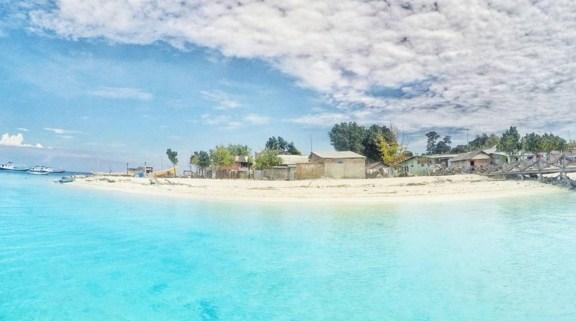 Pulau Badi - Pantai Wisata Pangkep