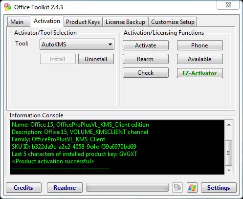 activator microsoft toolkit 2013