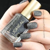 L'Oreal Colour Riche Gold Dust Rough Around The Edges Swatch