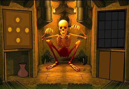Skeleton Garden Escape