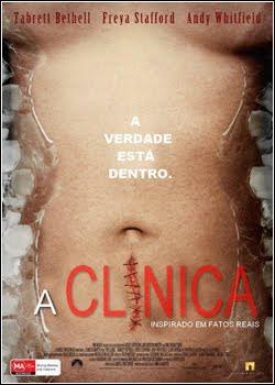 Filme Poster  A Clínica DVDRip XviD Dual Áudio & RMVB Dublado