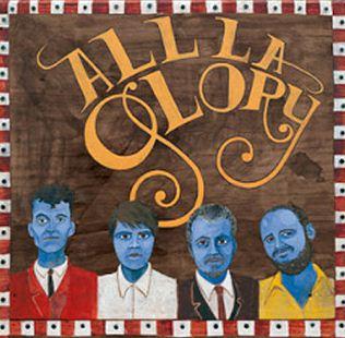 All La Glory LP caratula