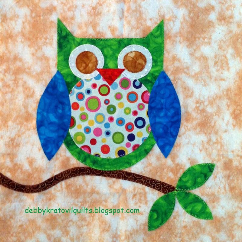 Free Pattern Day: Owls ! | Quilt Inspiration | Bloglovin' : owl applique quilt pattern - Adamdwight.com