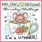 I'm a Winner at Meljen's Designs