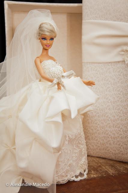 Barbie Noiva ~ Barbie Noiva com seu vestido ! E Viva Os No