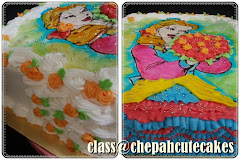 Kelas DIY Drawing Buttercream