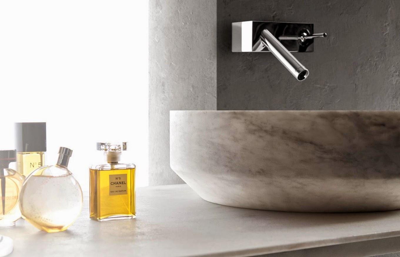 Kreoo marble bathroom heaven norse white design blog for Bathroom heaven