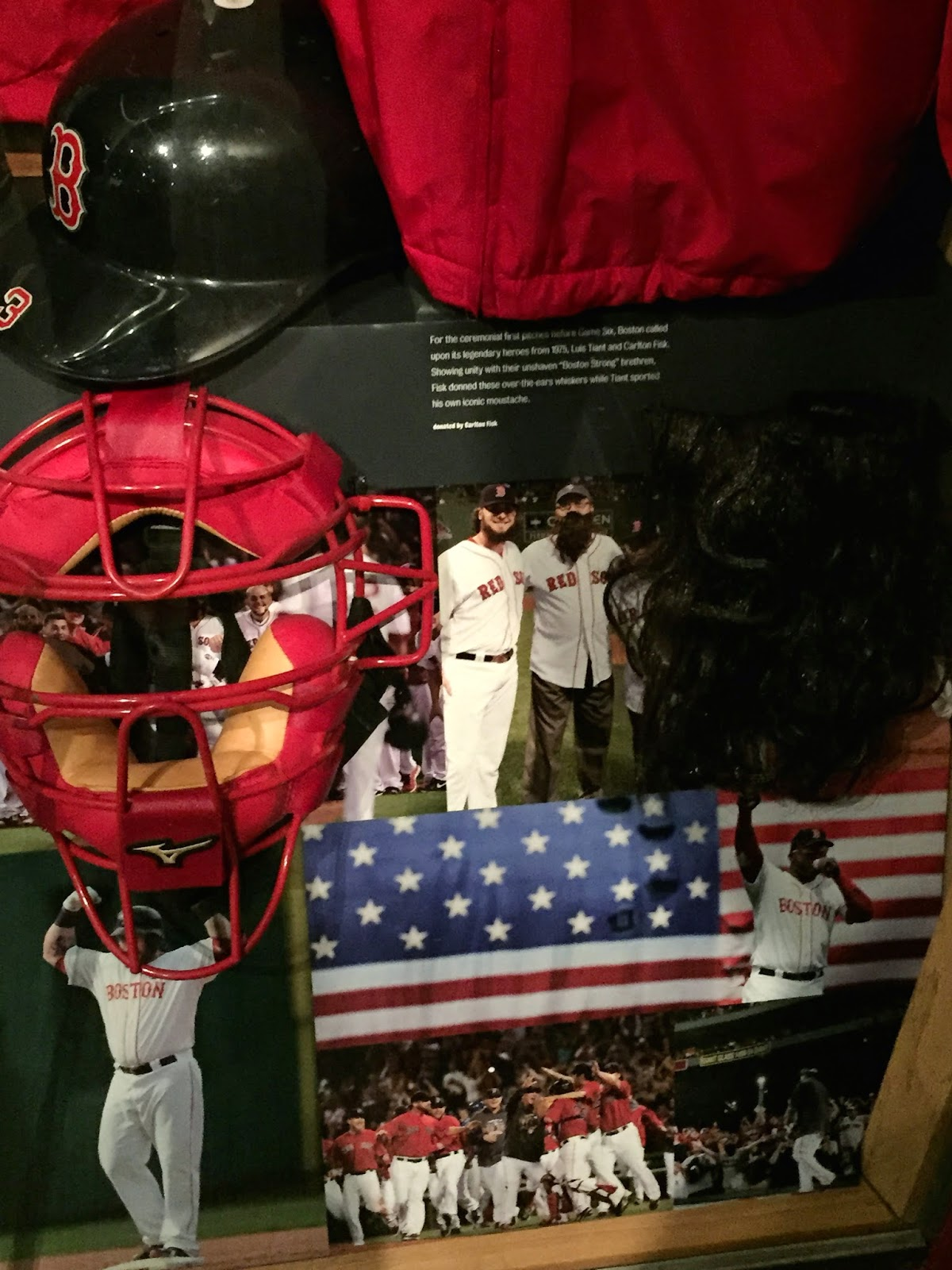 2013 World Series, Memorabilia, Red Sox