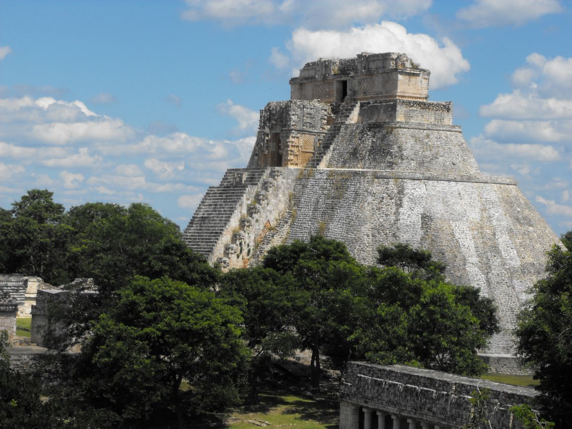 Merida Mexico  city photos : uxmal merida mexico