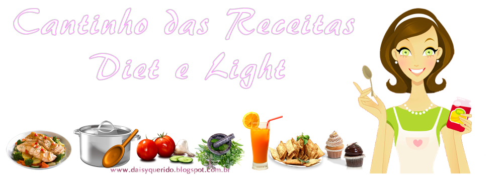 Cantinho das Receitas Diet e Light
