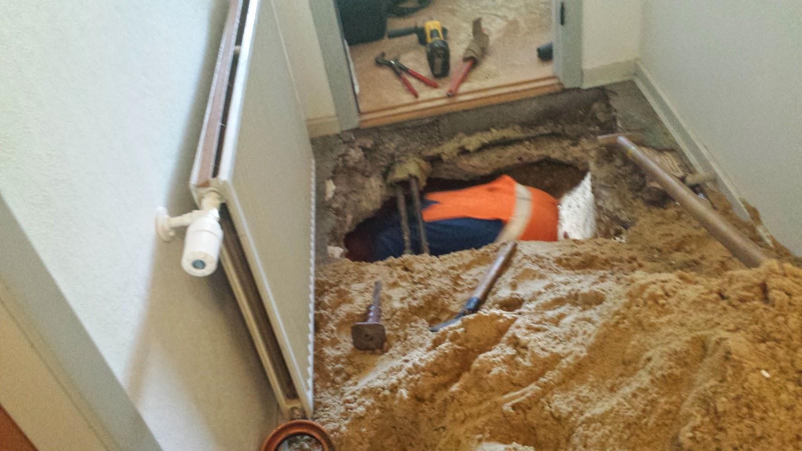 Hvad koster det at støbe gulv med gulvvarme