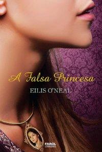 livro  A Falsa Princesa