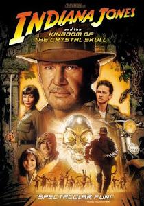 Indiana Jones Và Vương Quốc Sọ Người - Indiana Jones And The Kingdom Of The Crystal Skull poster