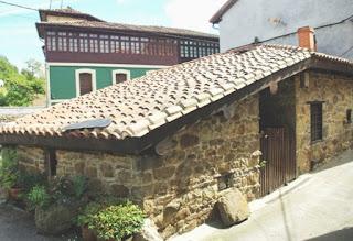 Cenera, casa