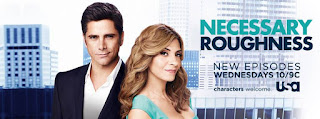 Necessary Roughness - 3.03 - Swimming with Sharks - Preview