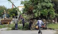 Ya no hay evacuados y se restablece el servicio de luz en la provincia de Buenos Aires