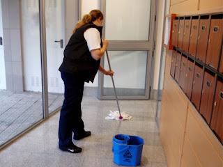 Limpieza de comunidades de vecinos