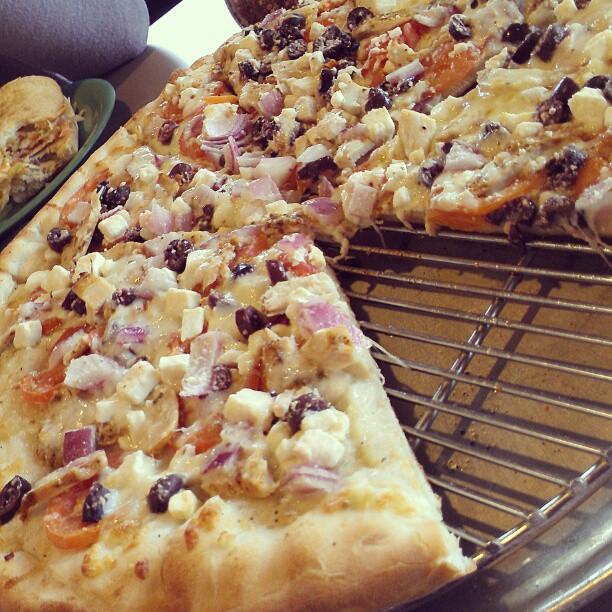 Davanni's Mediterranean Pizza