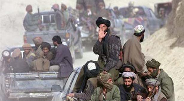 AS Tuding Rusia Persenjatai Taliban